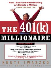 Cover of: The 401(k) Millionaire