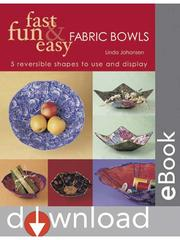 Cover of: Fabric Bowls