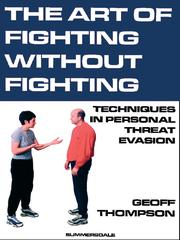 Cover of: The Art of Fighting Without Fighting