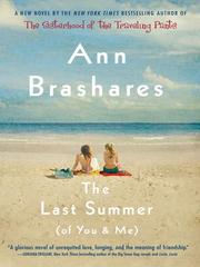 Cover of: The Last Summer (of You and Me)