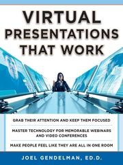 Cover of: Virtual Presentations That Work