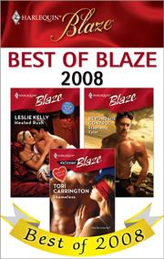 Cover of: Best of Blaze 2008