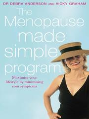 Cover of: The Menopause Made Simple Program