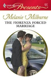 Cover of: The Fiorenza Forced Marriage