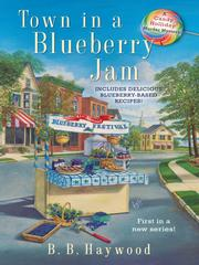 Cover of: Town In a Blueberrry Jam
