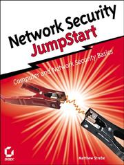 Cover of: Network Security JumpStart