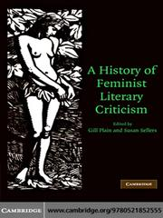 Cover of: A History of Feminist Literary Criticism