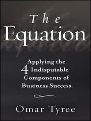 Cover of: The Equation