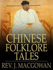 Cover of: Chinese Folklore Tales