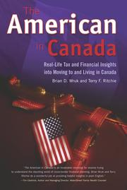 Cover of: The American in Canada