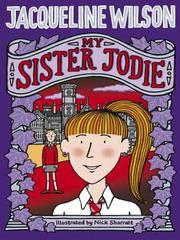 Cover of: My Sister Jodie
