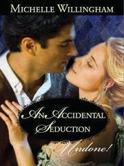 Cover of: An Accidental Seduction