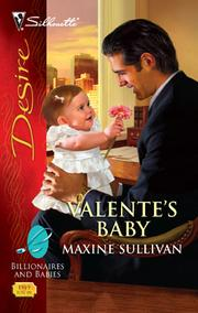 Cover of: Valente's Baby