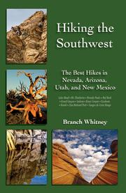 Cover of: Hiking the Southwest