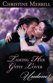 Cover of: Taming Her Gypsy Lover