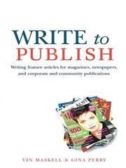 Cover of: Write to Publish