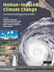 Cover of: Human-Induced Climate Change