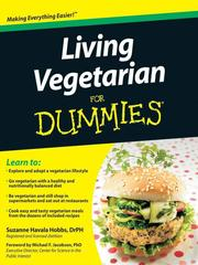 Cover of: Living Vegetarian For Dummies