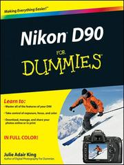 Cover of: Nikon D90 For Dummies®