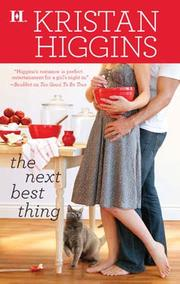 Cover of: The Next Best Thing