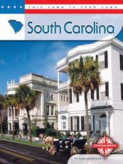 Cover of: South Carolina