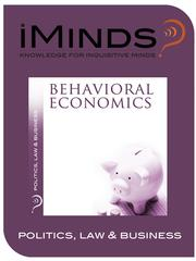Cover of: Behavioral Economics