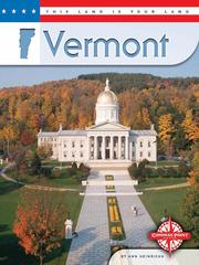 Cover of: Vermont