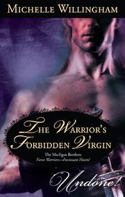 Cover of: The Warrior's Forbidden Virgin