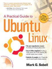 Cover of: A Practical Guide to Ubuntu Linux®