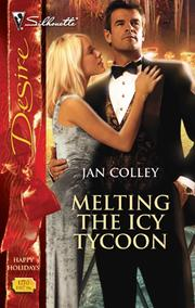 Cover of: Melting the Icy Tycoon