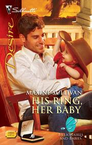Cover of: His Ring, Her Baby