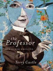 Cover of: The Professor and Other Writings