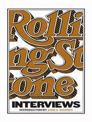 Cover of: The Rolling Stone Interviews