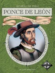Cover of: Ponce de Leon
