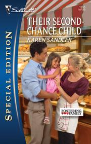 Cover of: Their Second-Chance Child