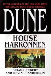 Cover of: House Harkonnen