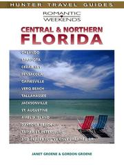 Cover of: Romantic Weekends in Central & North Florida