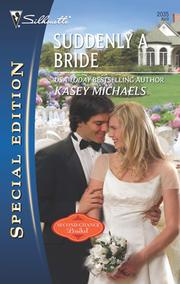 Cover of: Suddenly a Bride