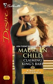 Cover of: Claiming King's Baby