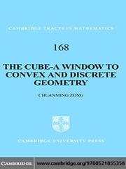 Cover of: The Cube-A Window to Convex and Discrete Geometry