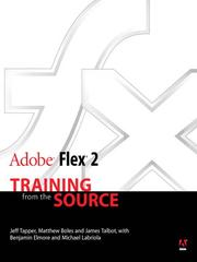 Cover of: Adobe Flex 2