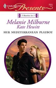 Cover of: Her Mediterranean Playboy