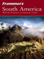 Cover of: Frommer's South America