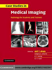 Cover of: Case Studies in Medical Imaging