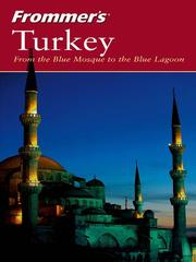 Cover of: Frommer'sTurkey