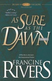Cover of: As Sure as the Dawn