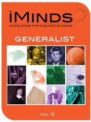 Cover of: Generalist, Volume 5