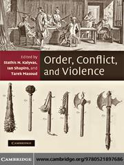 Cover of: Order, Conflict, and Violence