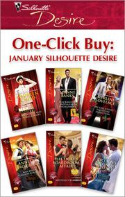 Cover of: One-Click Buy: January 2009 Silhouette Desire