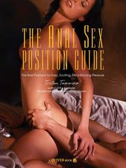 Cover of: The Anal Sex Position Guide